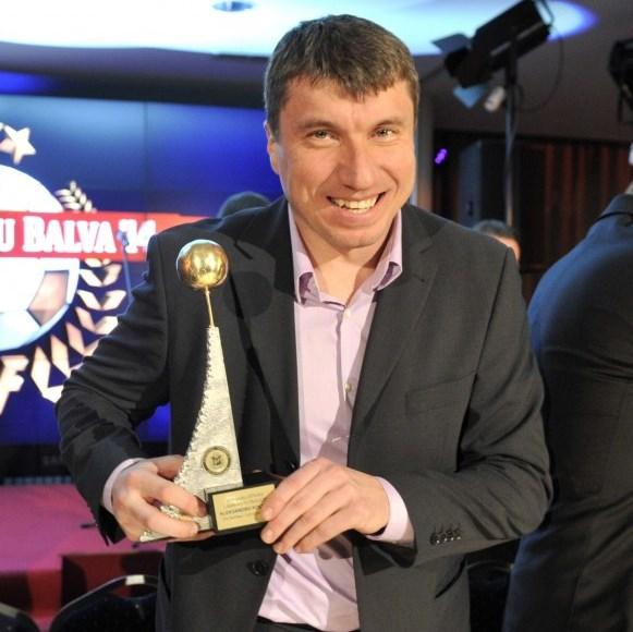 Gada labākais spēlētājs - Aleksandrs Koļinko