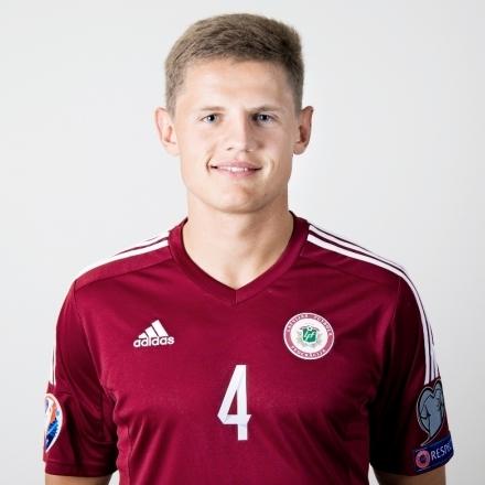 Nacionālās izlases aizsargs Kaspars Dubra pievienojas Baltkrievu klubam BATE