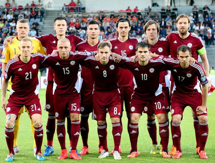 Latvija pret Nīderlandi iztur 66 minūtes - 0:2