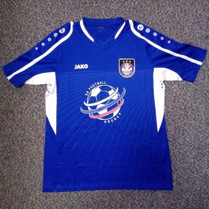 Skonto FC spēļu krekls (zils)