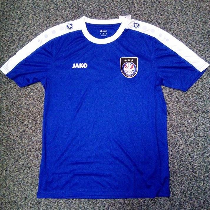 Skonto FC fanu krekls (zils)
