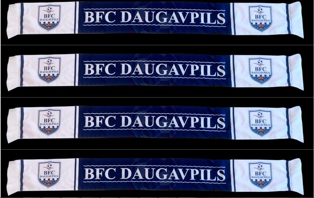 BFC Daugavpils šalle