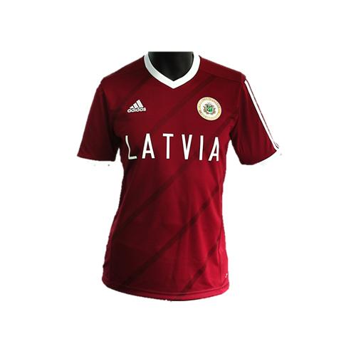 Fanu krekls LATVIA