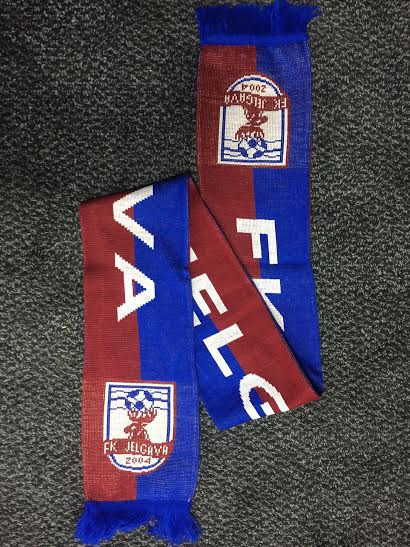 FK Jelgava fanu šalle