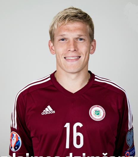 Latvijas futbola izlases spēļu krekls (uzšuves un apdruka)