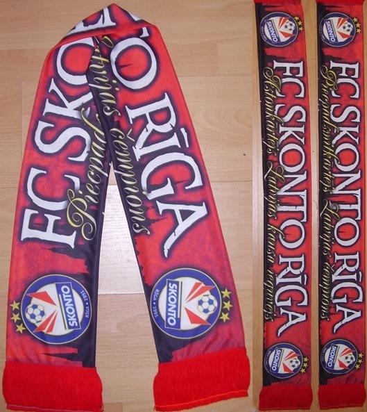 Skonto FC šalle Nr.3