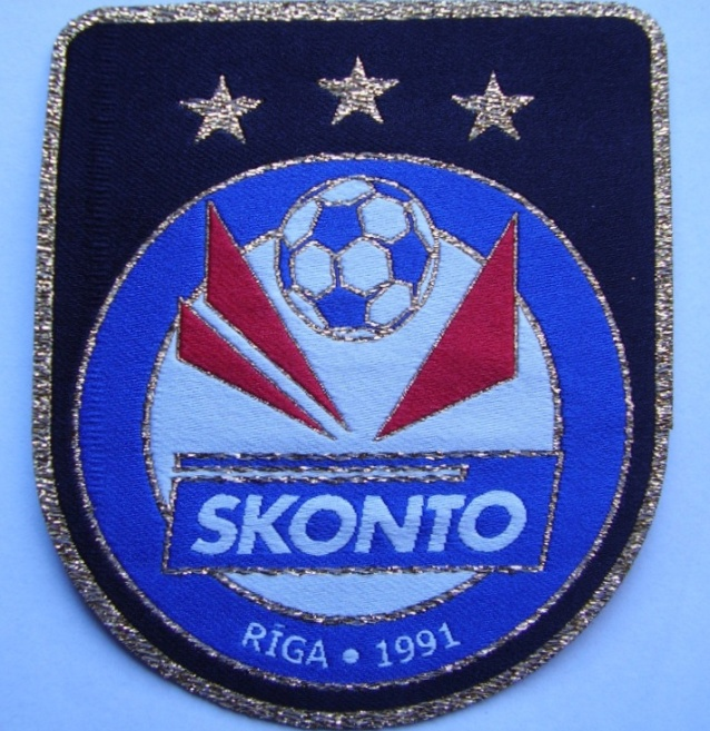 Skonto FC 2014-2015.g. uzšuve